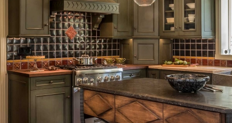 Dark Kitchens PB Kitchen Design Geneva IL